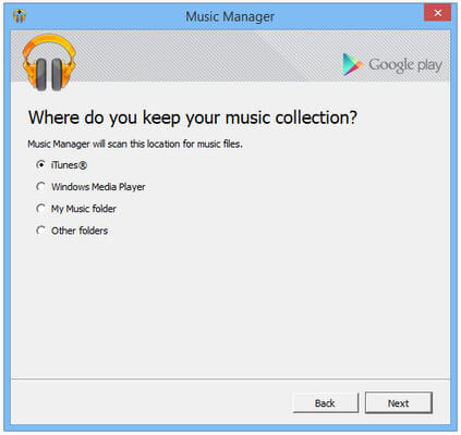 transfer music from itunes to android 10