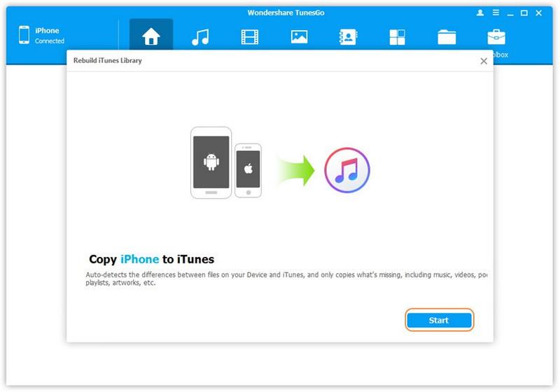 transferir música iphone a itunes 5