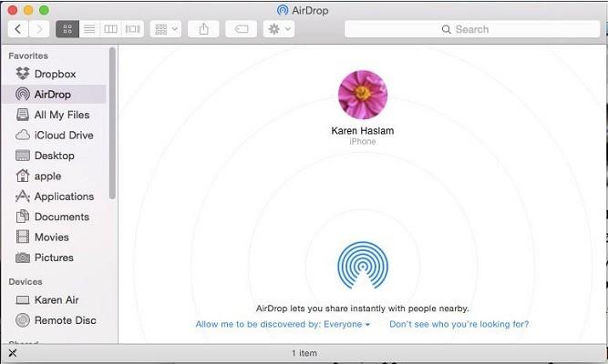 transferir musica mac a iphone 2