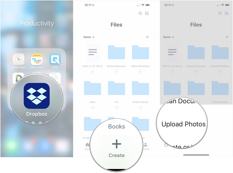 transfer photos from iphone to samsung s20 6