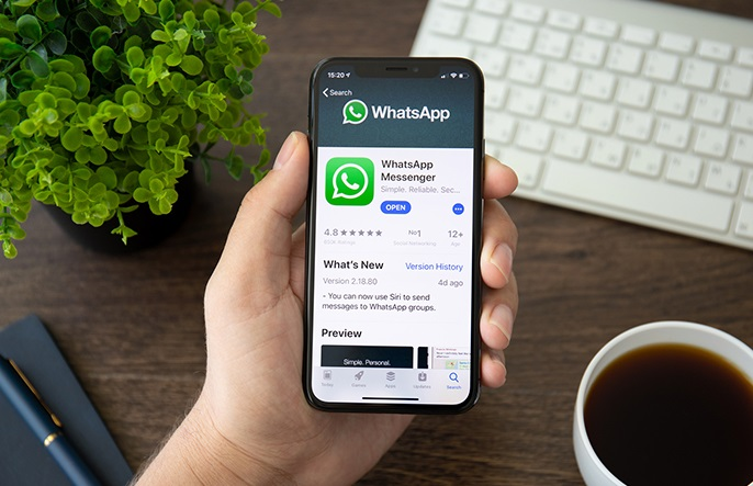 transfer whatsapp iphone to huawei 1