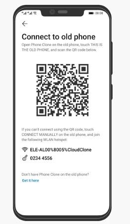 transfer whatsapp iphone to huawei 3