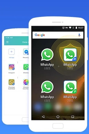 use two viber on one phone via clone app