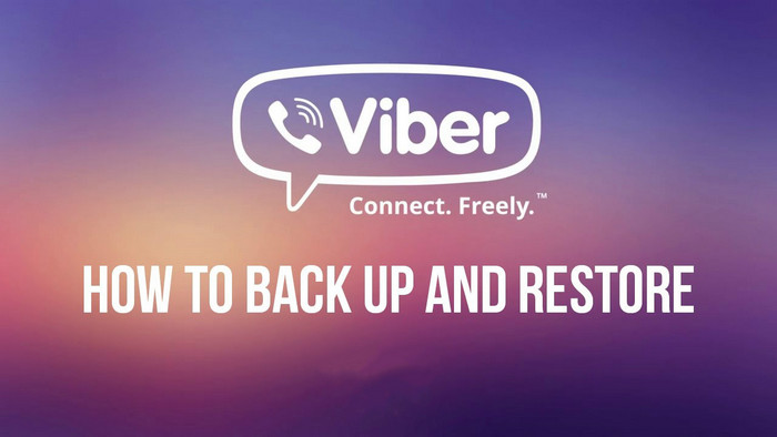 viber backup and restore