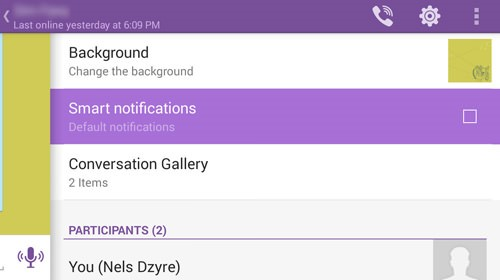 viber feature 1 enable smart notifications