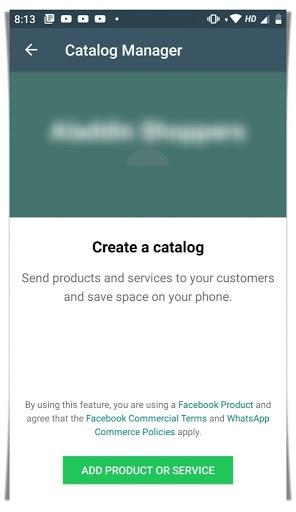 whatsapp business catalogue 5