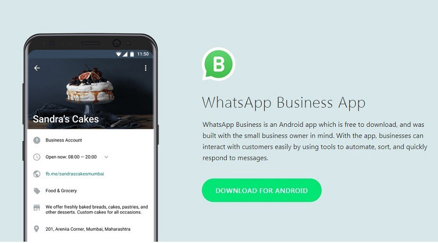 whatsapp business review 1