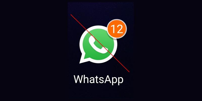 las notificaciones de whatsapp no funcionan 1