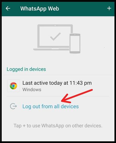las notificaciones de whatsapp no funcionan 4
