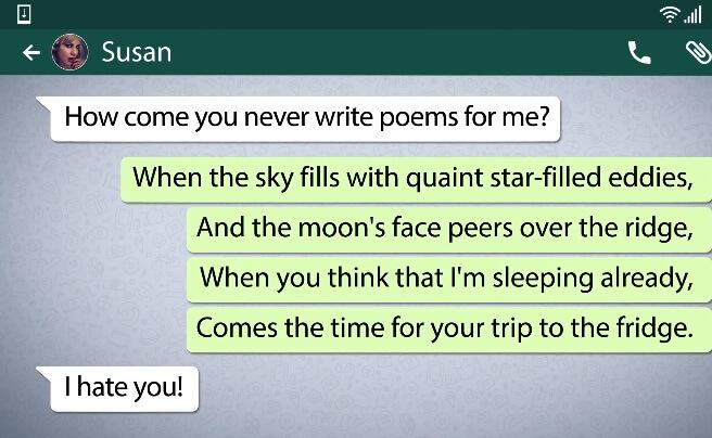 whatsapp pranks messages 15