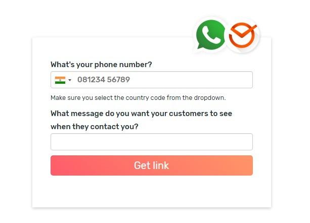 whatsapp short link generator 6