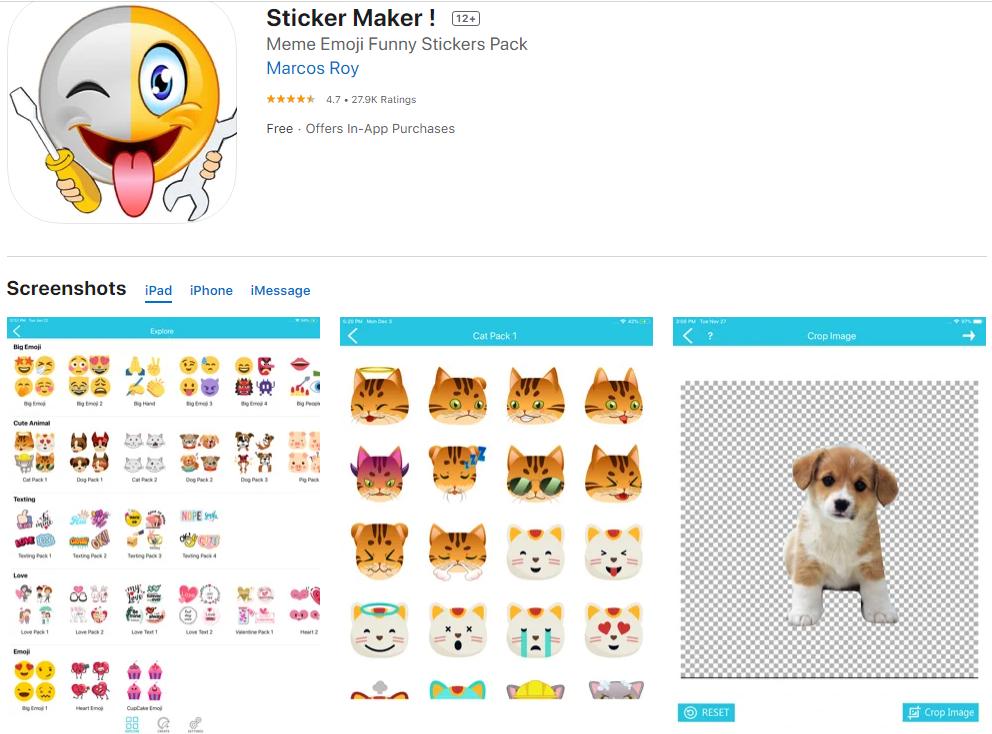 Sticker Maker!