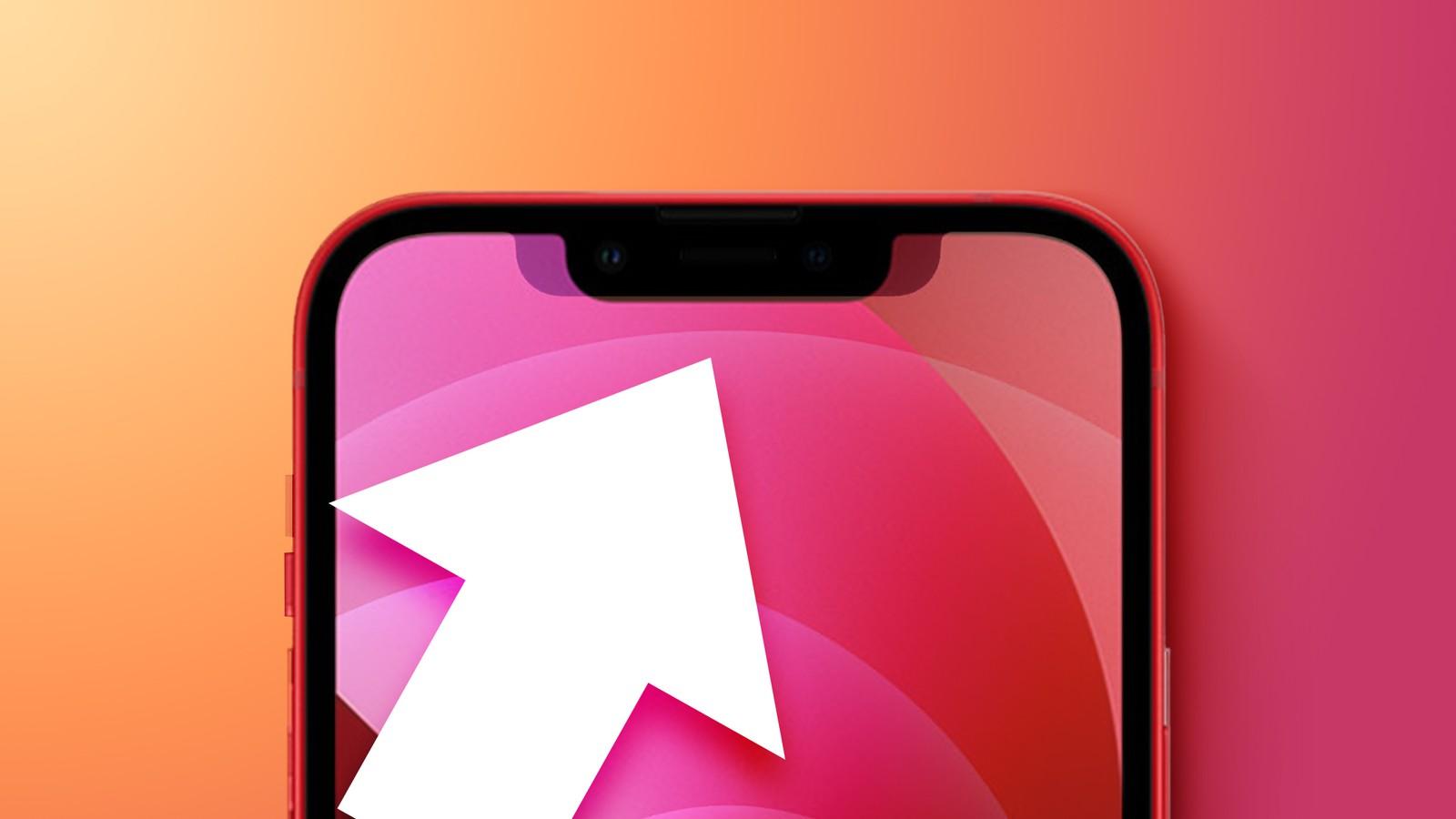 iphone 13 rendering