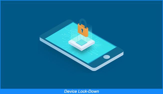 Device Lock-Down