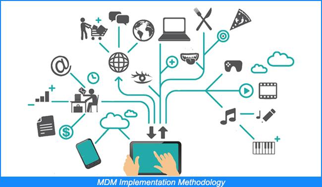 MDM implementation methodology