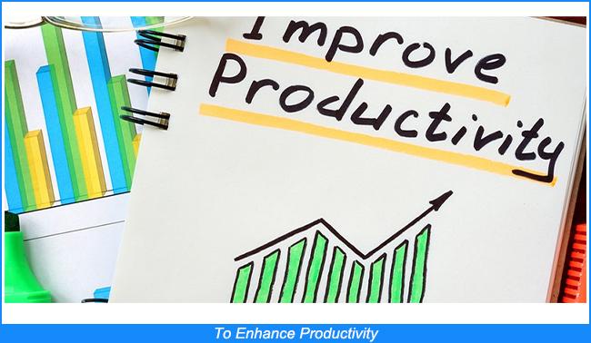 Enhance Productivitye