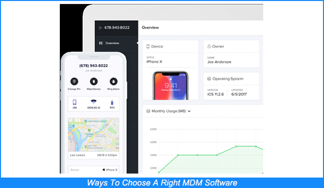 Choose A Right MDM Software
