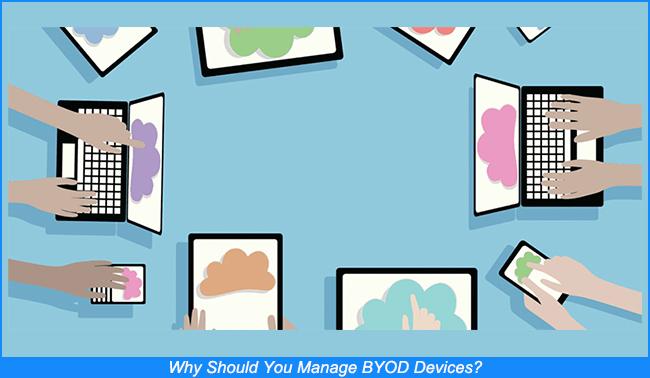 Manage BYOD