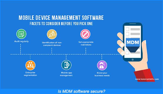 secure MDM