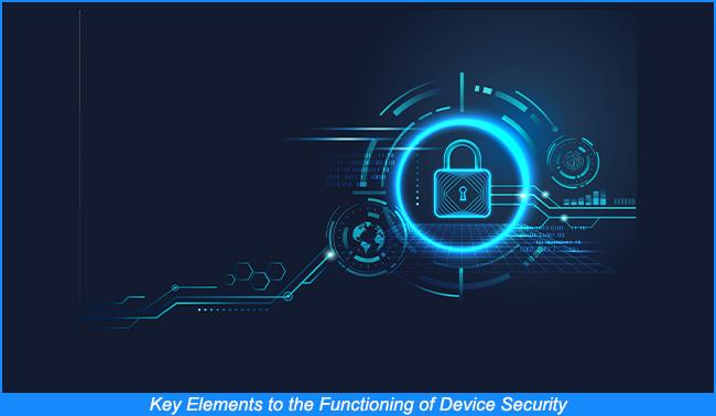 Seguridad de los dispositivos