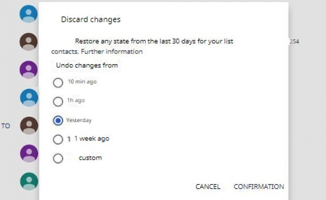 restore deleted contacts from gmail address book