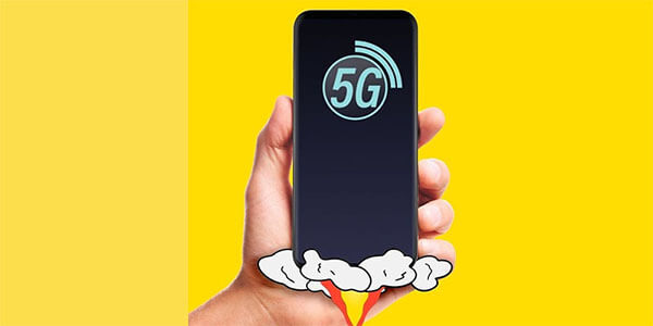 support 5g phone