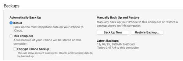Back-up-itunes