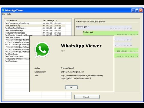Chat-Viewer-For-WhatsApp