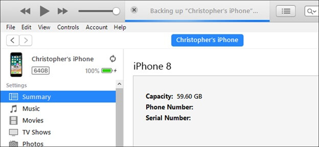 Christopher-iPhone-name
