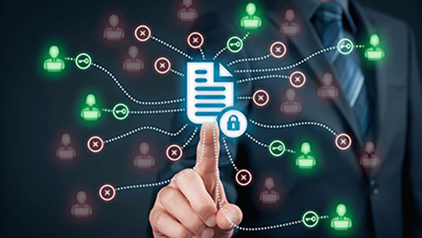 Daten-Zugang-Chat-App