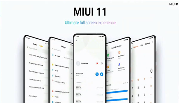 miui 11 introduction