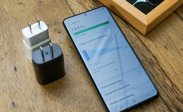 Samsung Galaxy S21 battery
