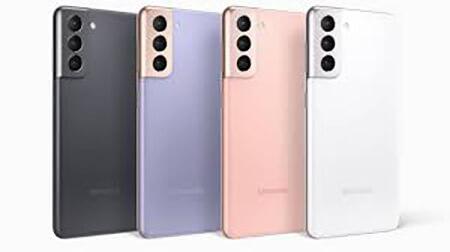 Samsung Galaxy S21 color options