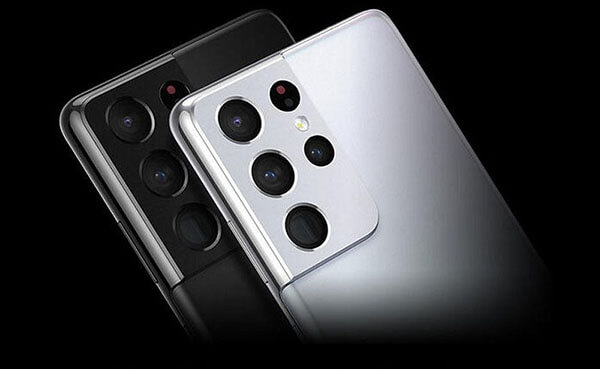 Samsung Galaxy S21 Ultra camera