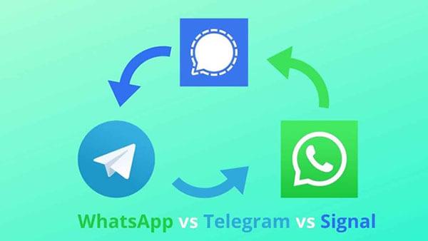 Tri-app-Vergleich