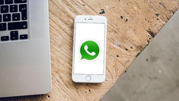 Whatsapp iphone data backup