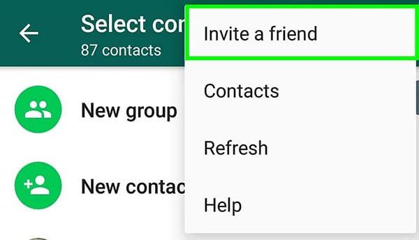 Invite-friend