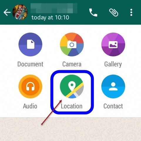 Share-location