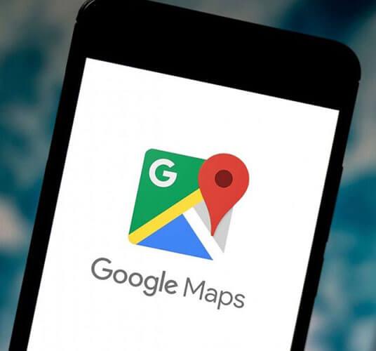 Select-Google-Maps