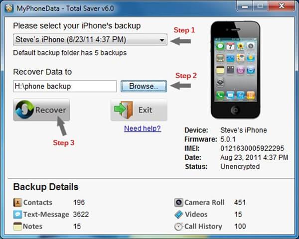whatsapp extractor software