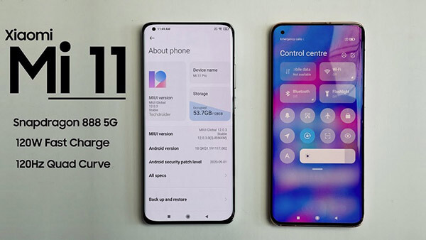 about xiaomi 11 new features