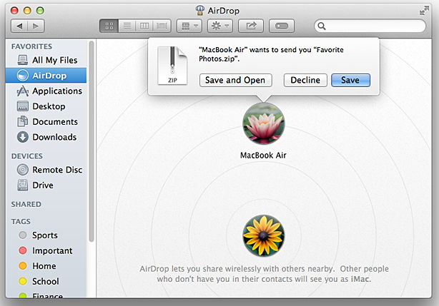 How to Transfer Files from iPhone to Mac-on Mac