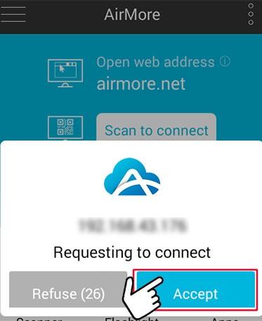 Sicherung der Android-Kontakte