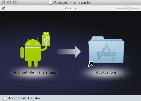 How to Transfer Videos from Android to Mac-file transfer