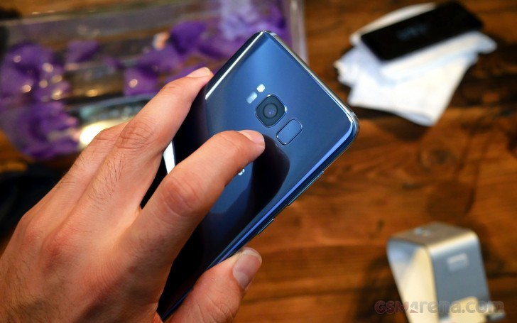 Prix et Caractéristiques du Samsung Galaxy S-Caractéristiques