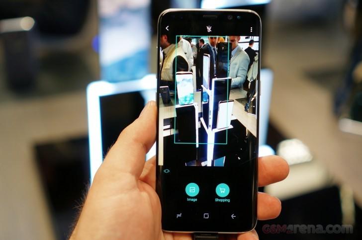 Prix et Caractéristiques du Samsung Galaxy S-bixby