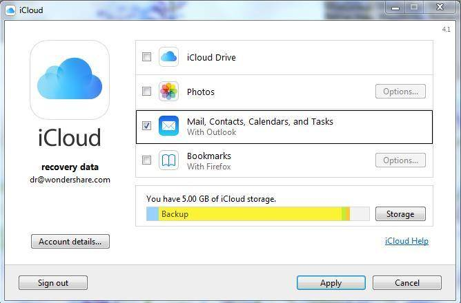 Three Ways to Sync Outlook with iCloud Easily