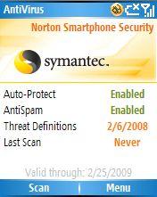 Top 6 free antivirus apps for Windows Phone-Norton Smartphone Security