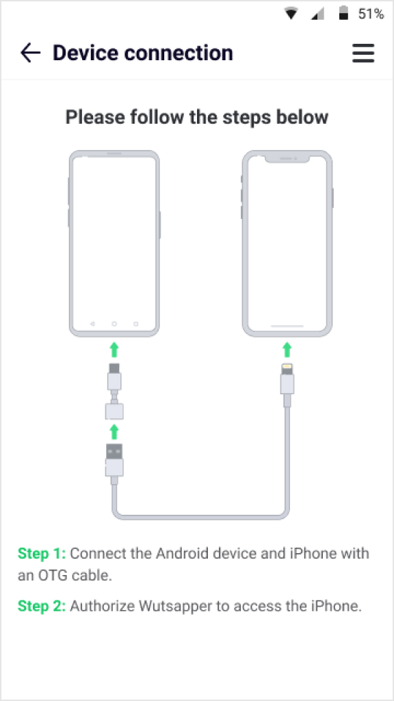 connect two phones