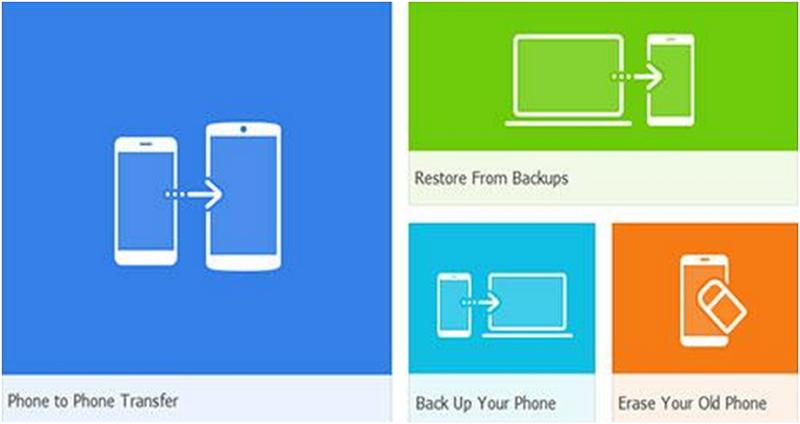 Cómo transferir whatsapp de Android a Samsung S8-descargar mobiletrans